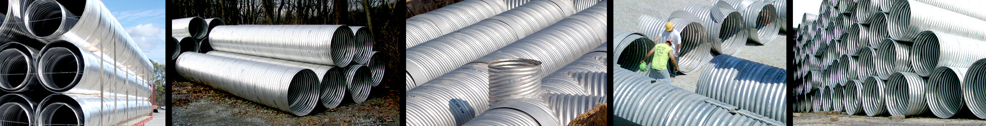 Corrugated Aluminum Alloy Pipe